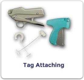 Tag Attaching